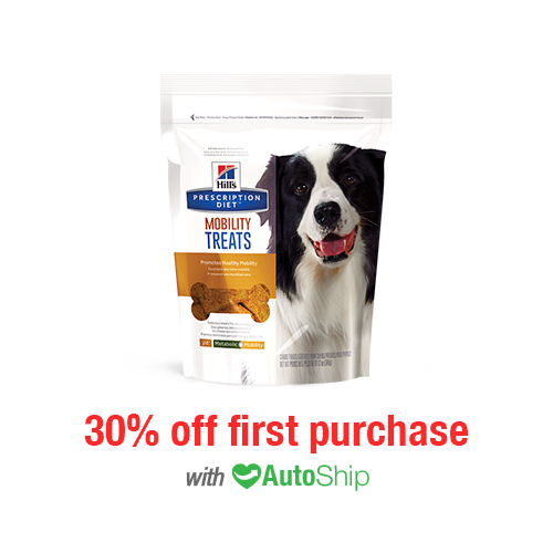 Hill's® Prescription Diet® Dog Mobility Treats