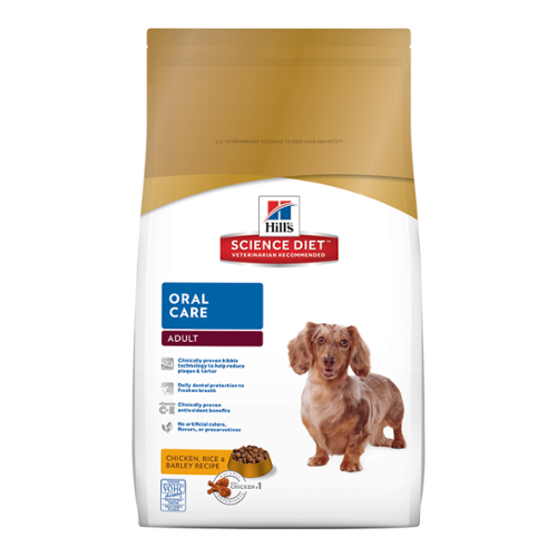 Hill's Science Diet® Dog Adult Oral Care Dry