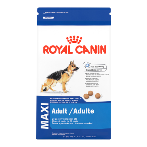 Royal Canin Size Health Nutrition MAXI Adult Dry