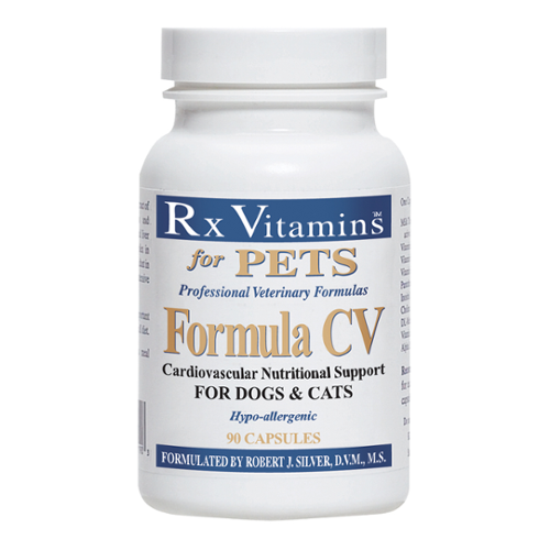 Formula CV Capsules for Dogs & Cats
