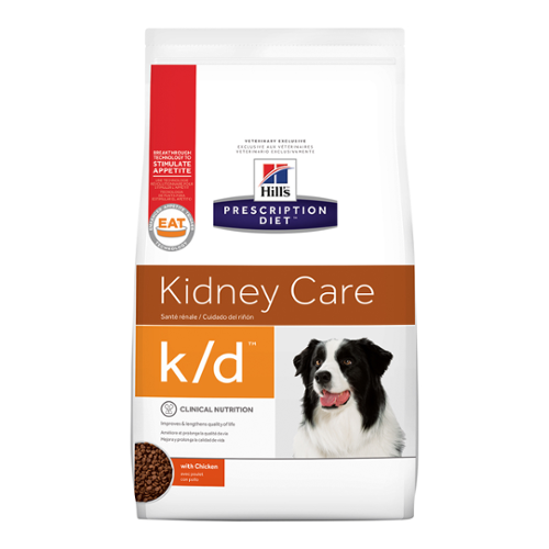 Hill's Prescription Diet® Dog k/d® Dry