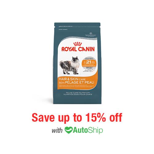 Royal Canin Feline Care Nutrition Hair & Skin Care Dry