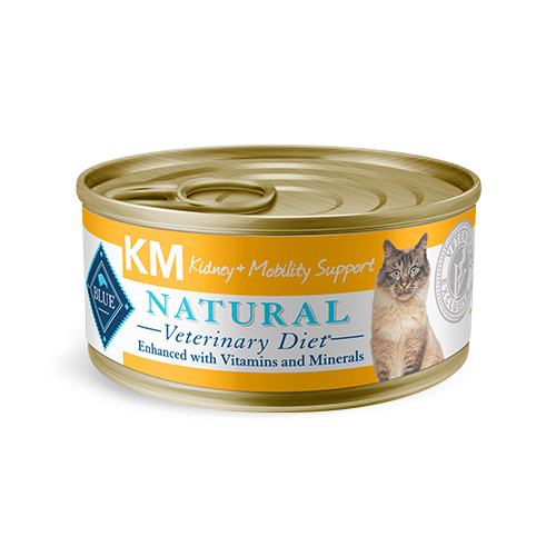 BLUE Naturals Veterinary Diet™ Cat KM Kidney & Mobility Canned