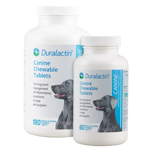 Duralactin® Canine Chewable Tablets
