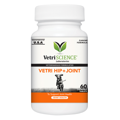VetriScience® Vetri Hip + Joint Chewable Tablets for Dogs