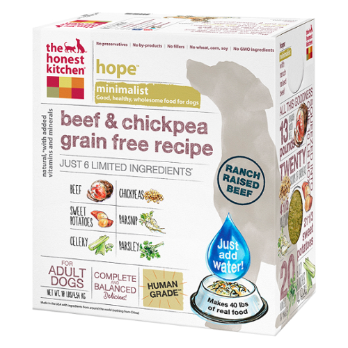 The Honest Kitchen® Hope Dehydrated Grain-Free Food for Dogs