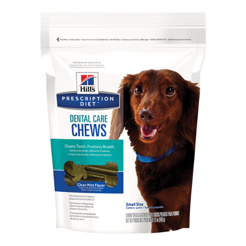 Hill's® Prescription Diet® Dog Dental Care Chews