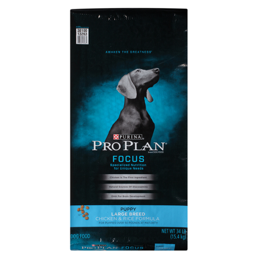 Purina® Pro Plan® Focus Puppy Large Breed 34lb Bag