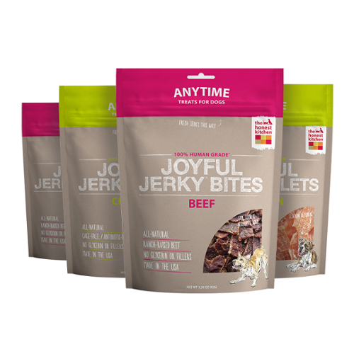 The Honest Kitchen® Joyful Jerky Treats for Dogs