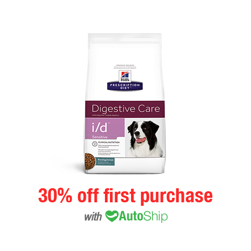 Hill's® Prescription Diet® Dog i/d® Sensitive Dry