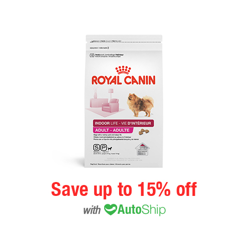 Royal Canin Lifestyle Health Nutrition Indoor Life Small Breed Adult Dry