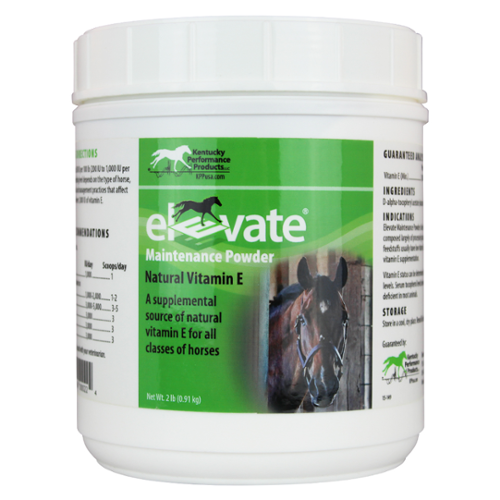 Elevate® Vitamin E Maintenance Powder