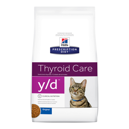Hill's Prescription Diet® Cat y/d™ Dry