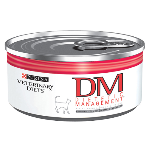 Purina® Pro Plan® Veterinary Diets Cat DM Dietetic Management® Canned