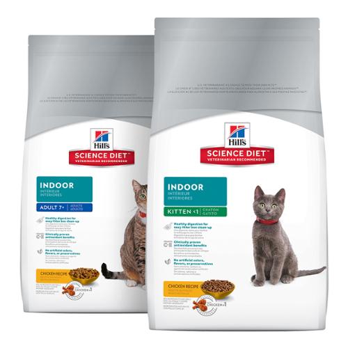 Hill's Science Diet® Cat Indoor Dry