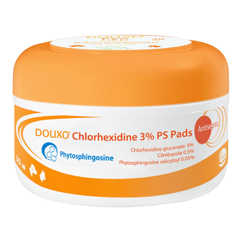DOUXO® Chlorhexidine PS + Climbazole (Orange)