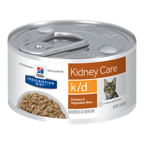 Hill's® Prescription Diet® Cat k/d™ Canned Stew