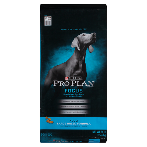 Purina® Pro Plan® Focus Adult Dog Large Breed Formula Dry
