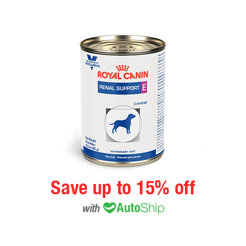 Royal Canin Renal Support E™ Can for Dogs