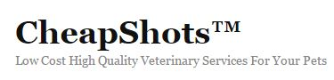 CheapShots Veterinary Services