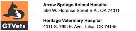 Heritage & Arrow Springs Veterinary Hospitals