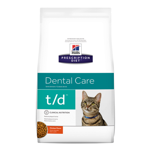 Hill's Prescription Diet® Cat t/d® Dry