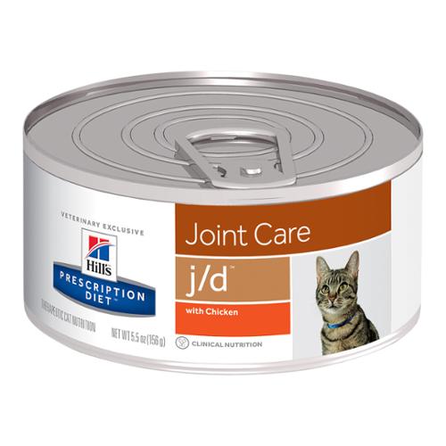 Hill's Prescription Diet® Cat j/d® Canned