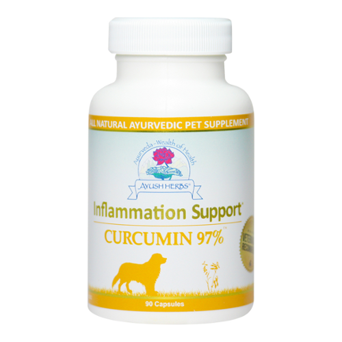 Curcumin 97% Vet Tablets for Dogs & Cats
