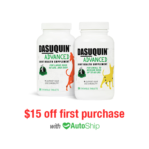 Dasuquin® Advanced Chewable Tablets