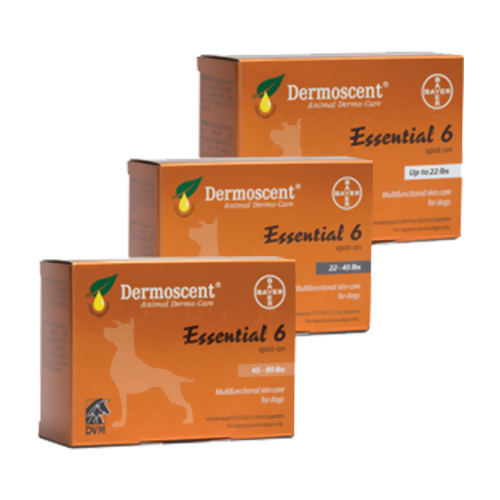 Dermoscent® Essential 6® spot-on Skin Care Dog