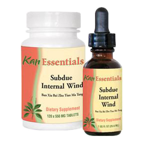 Subdue Internal Wind Chinese Herbal
