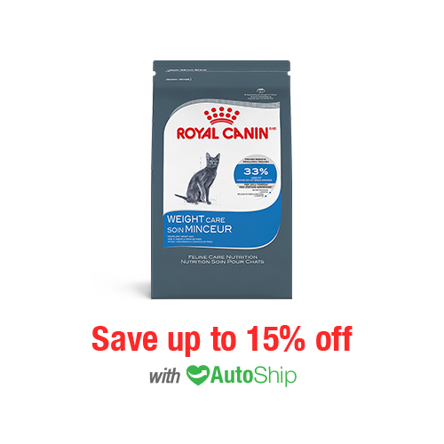 Royal Canin Feline Care Nutrition Weight Care Dry