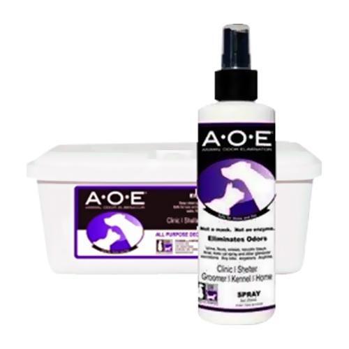 A.O.E.® Animal Odor Eliminator