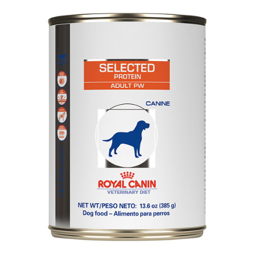 Royal Canin Selected Protein PW Can for Adult Dogs
