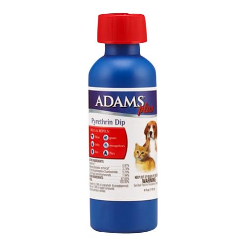 Adams™ Plus Pyrethrin Dip