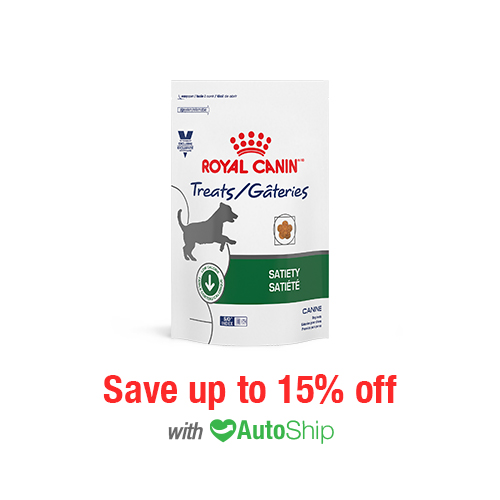 Royal Canin Satiety Treats for Dogs