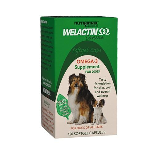 Welactin® Dog Soft Gels