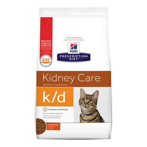 Hill's Prescription Diet® Cat k/d® Dry