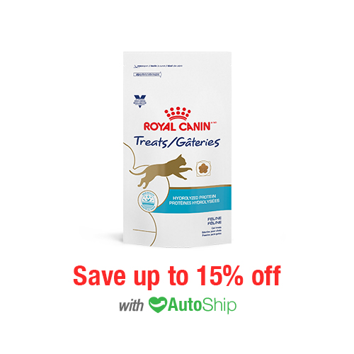 Royal Canin Hydrolyzed Protein Treats for Cats