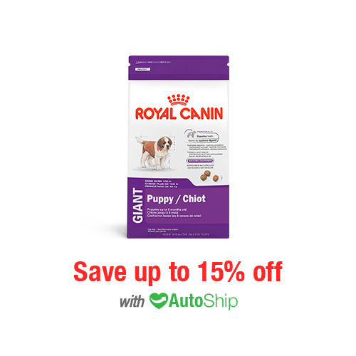 Royal Canin Size Health Nutrition Giant Puppy Dry