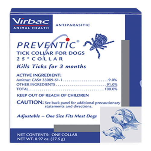Preventic® Tick Collar for Dogs