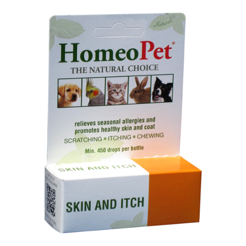 HomeoPet® Skin & Itch Relief