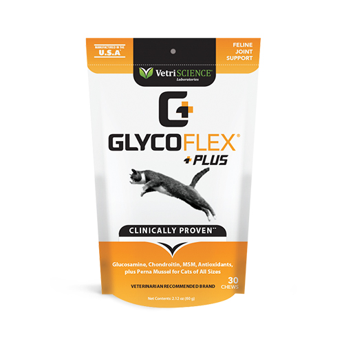 GlycoFlex® Plus Soft Chews for Cats