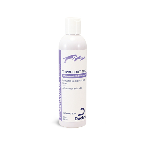 TrizChlor™ 4HC Shampoo with Hydrocortisone