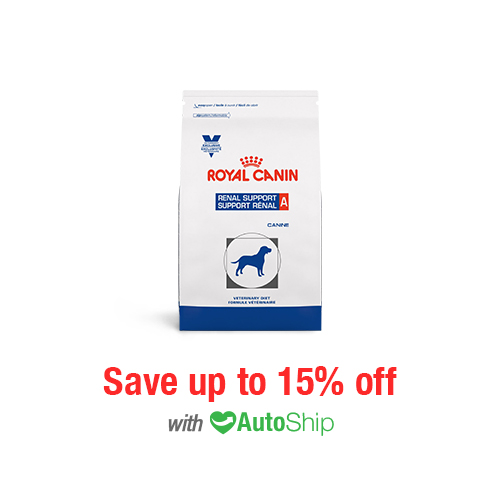 Royal Canin Renal Support A™ Dry for Dogs