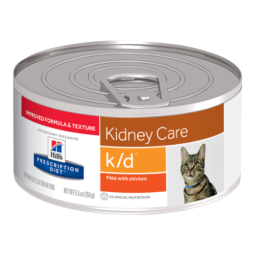 Hill's Prescription Diet® Cat k/d® Canned