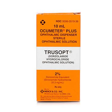 Trusopt® Ophthalmic Solution