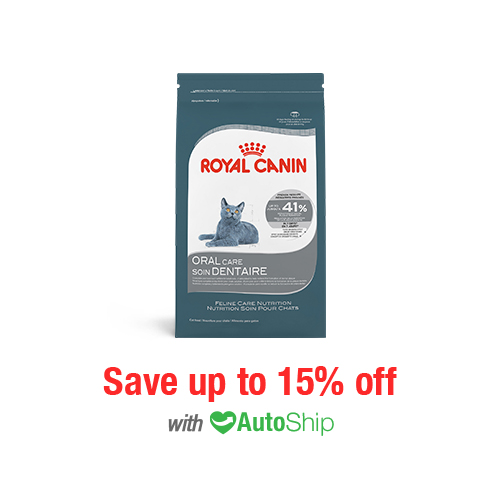 Royal Canin Feline Care Nutrition Oral Care Dry