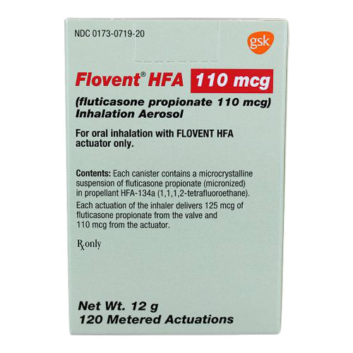 Flovent HFA Inhaler