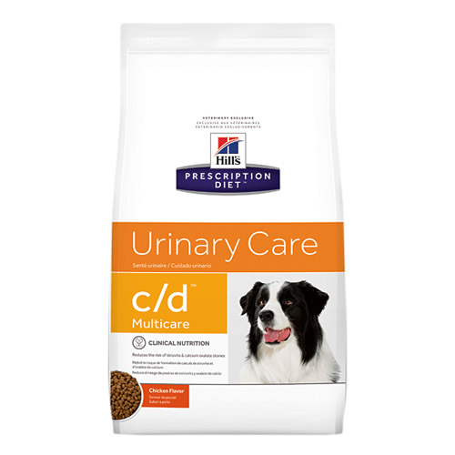 Hill's® Prescription Diet® Dog c/d® Multicare Dry